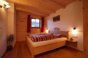 Ausstattungsmerkmale der Ferienwohnungen in Gsies