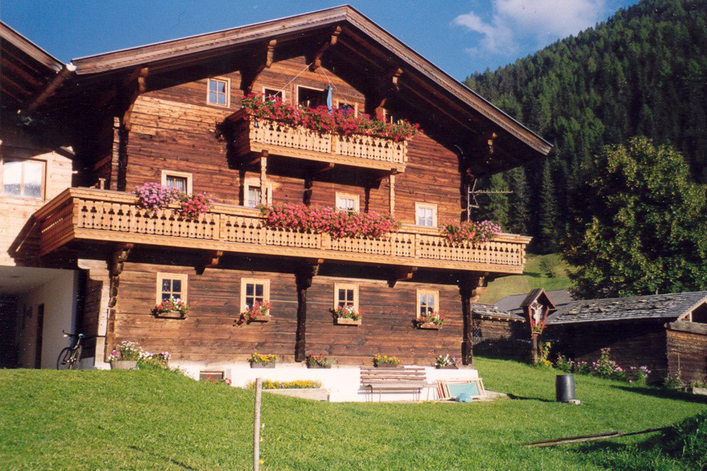 Farm Unterhabererhof in Santa Maddalena – Exciting farm holidays