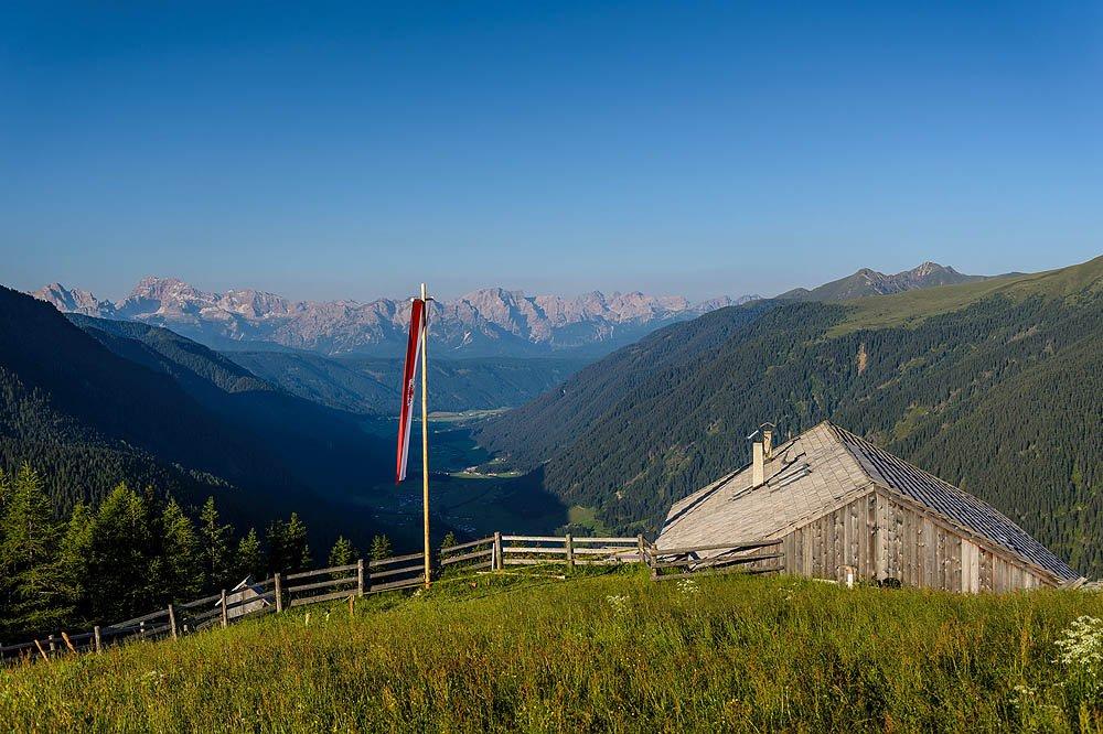 Hochkreuzspitze, eine anspruchsvolle Gipfelwanderung