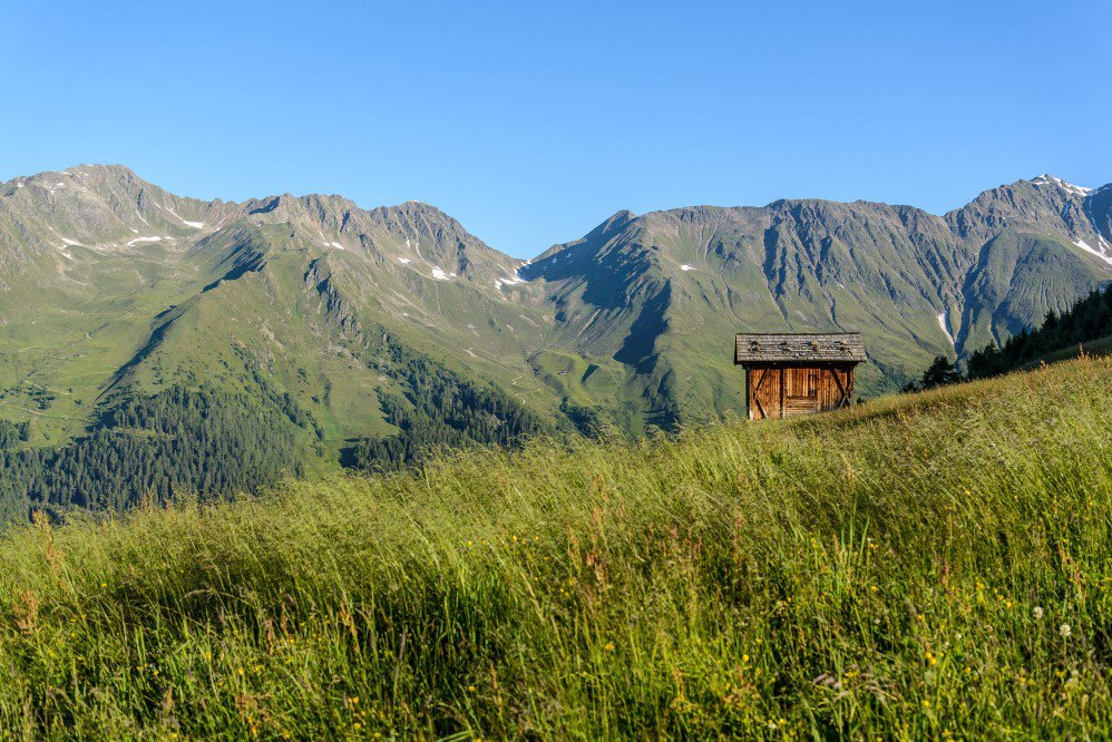 Hiking holidays in the mountains: nature experiences in Val Casies